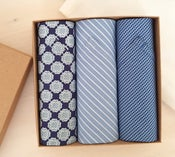 Image of Elegance men's Handkerchiefs Set