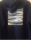 Salty Air Childrens Worms Head and Waves Hoody