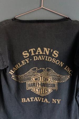 Image of 1991 Harley Davidson - Ladies Longsleeve - New York