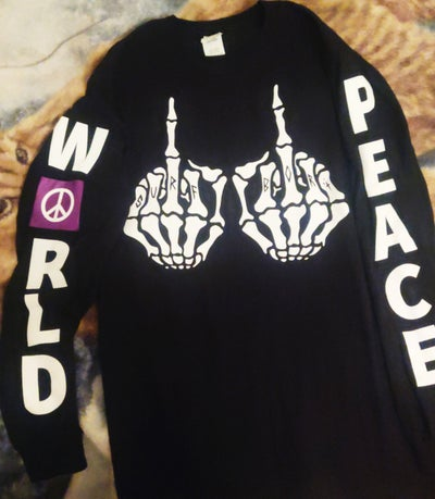 Image of WORLD PEACE 🔥