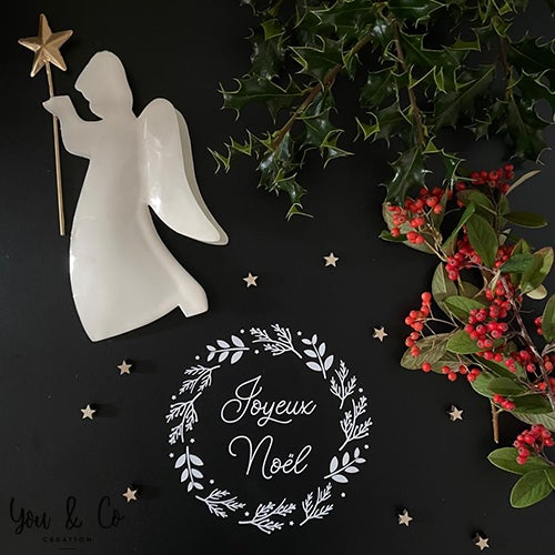 "Image of Sticker ""Joyeux Noël"""