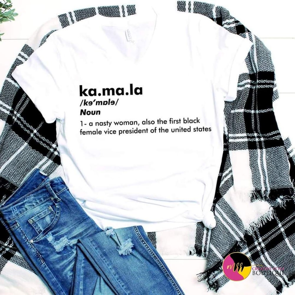 Image of 'Kamala' Definition T/Sweatshirt (S-2X)
