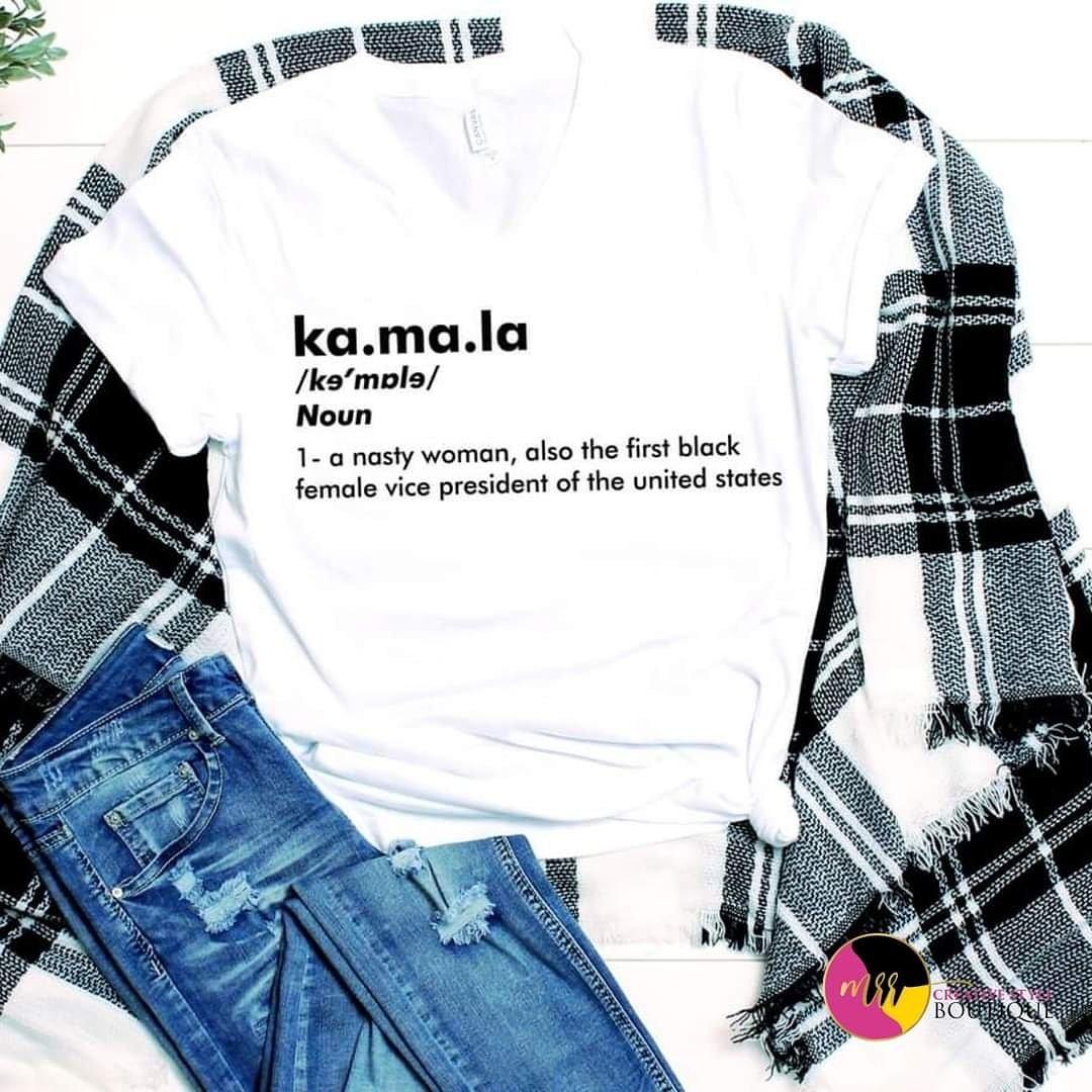 Image of  'Kamala' Definition T/Sweatshirt (S-2X)