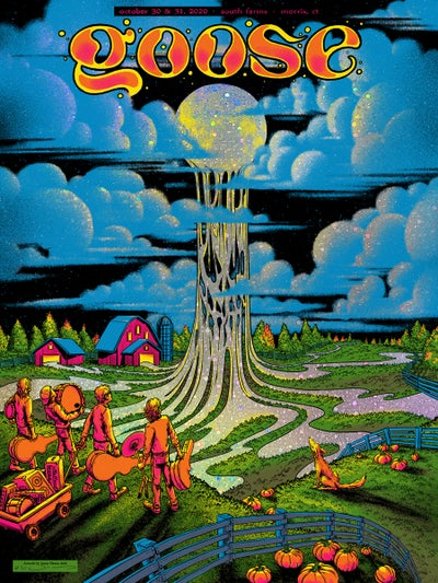 Image of Goose - Halloween 2020 - Cosmic HoloFoil