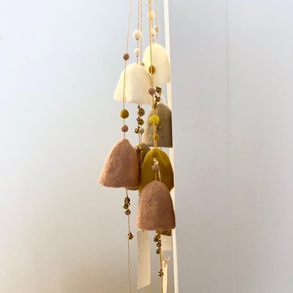 Image of Petite cloche en laine // 4 couleurs au choix