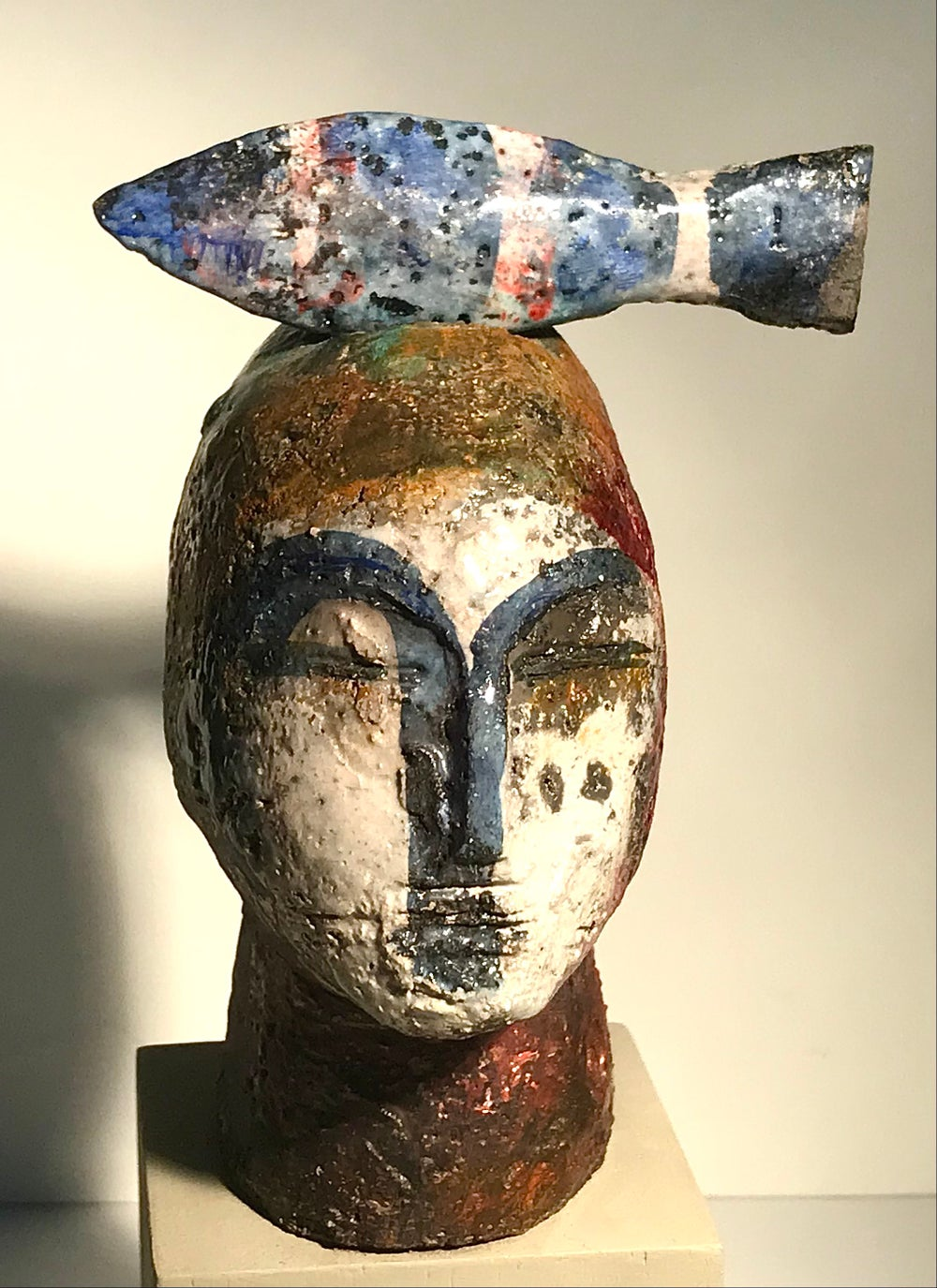 Image of Tribal Head vii