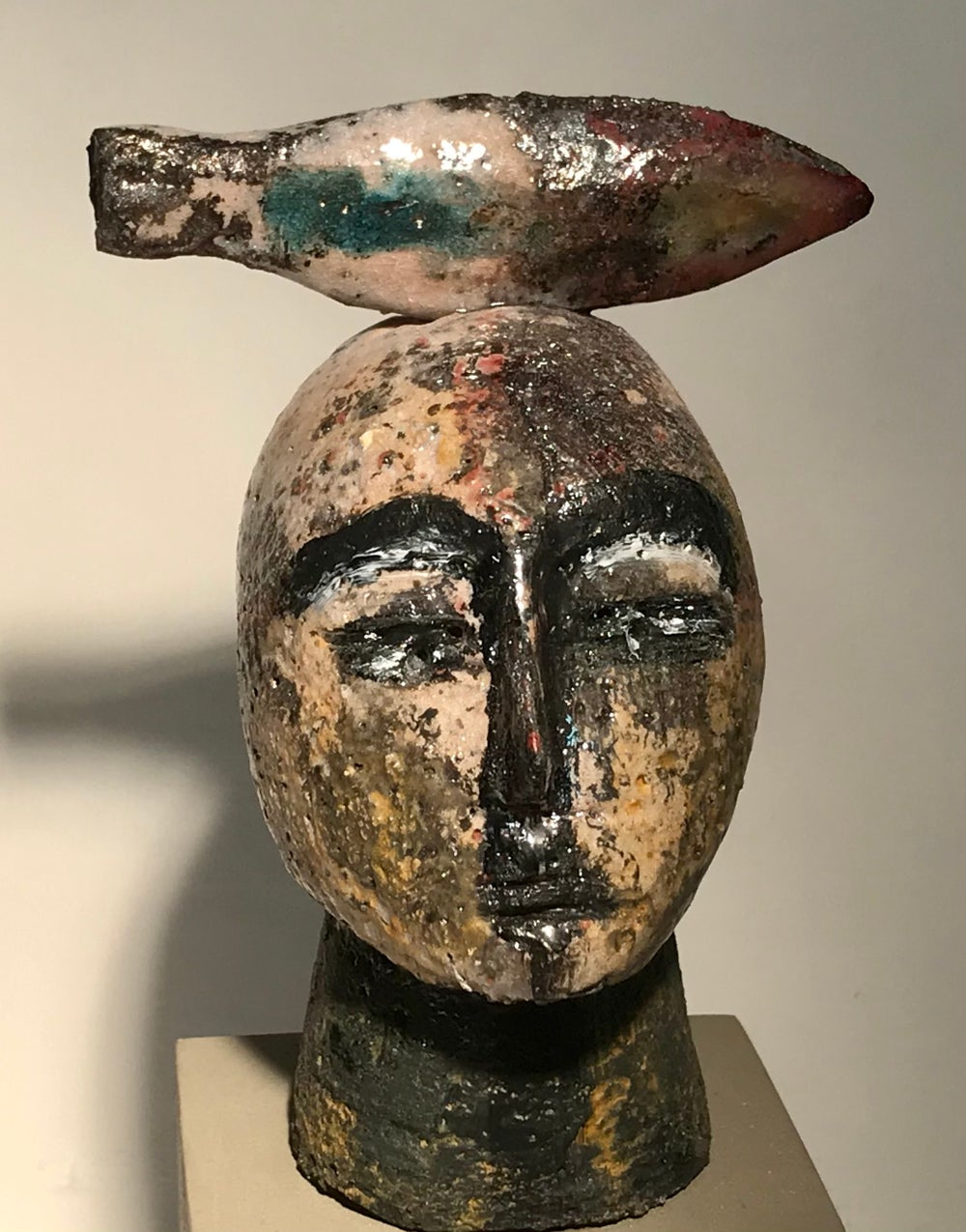 Image of Tribal Head xiii