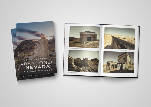 Image of Abandoned Nevada, All that Glittered (personalized if requested)