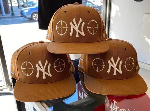 Image of NY Target SnapBack