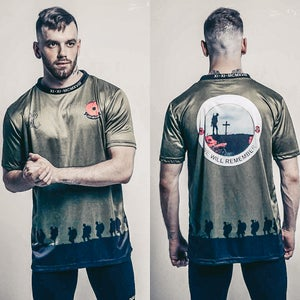 Image of LH Remembrance T-Shirt