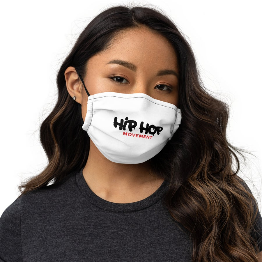 Image of Hip Hop Movement Face Mask