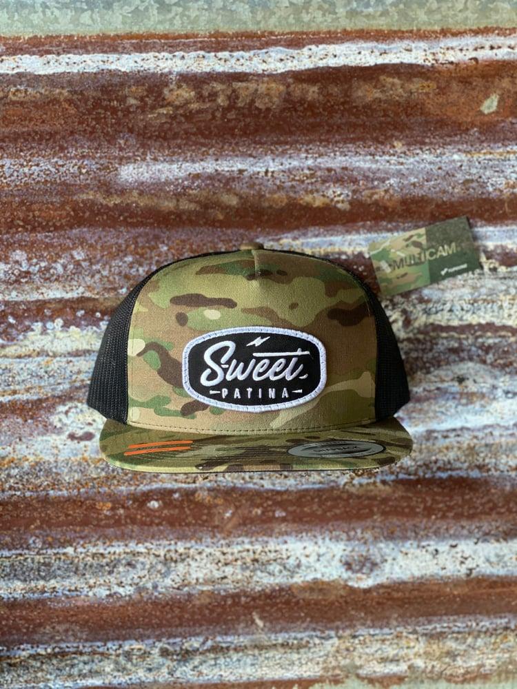 Image of Multi Cam Bolt Patch Hat