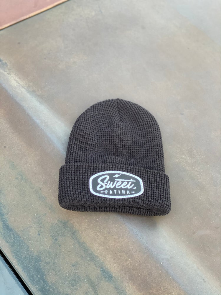 Image of Black Bolt Beanie