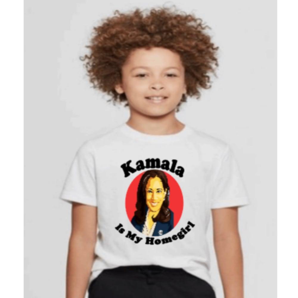 Image of The Kamala Tee - Youth