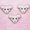 B-GRADE: Mama and Baby enamel pin
