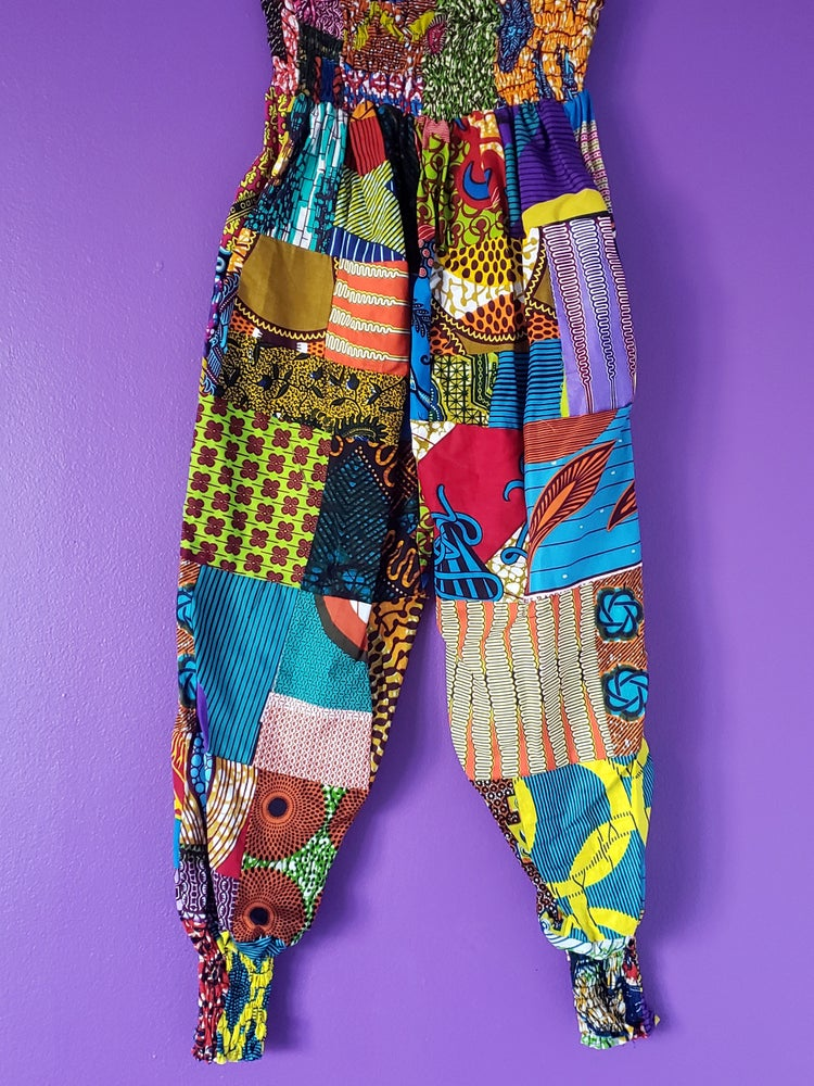 Image of Yaa Patchwork Pants