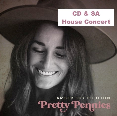 "Image of SA House Concert - ""Pretty Pennies"" (+ secret song)"