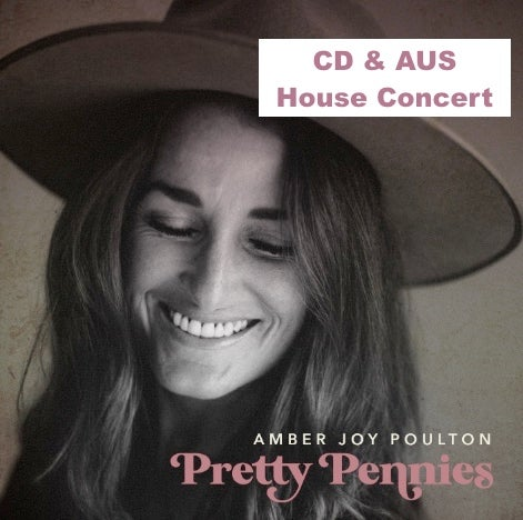 "Image of AUS House Concert ""Pretty Pennies"" (+ secret song)"