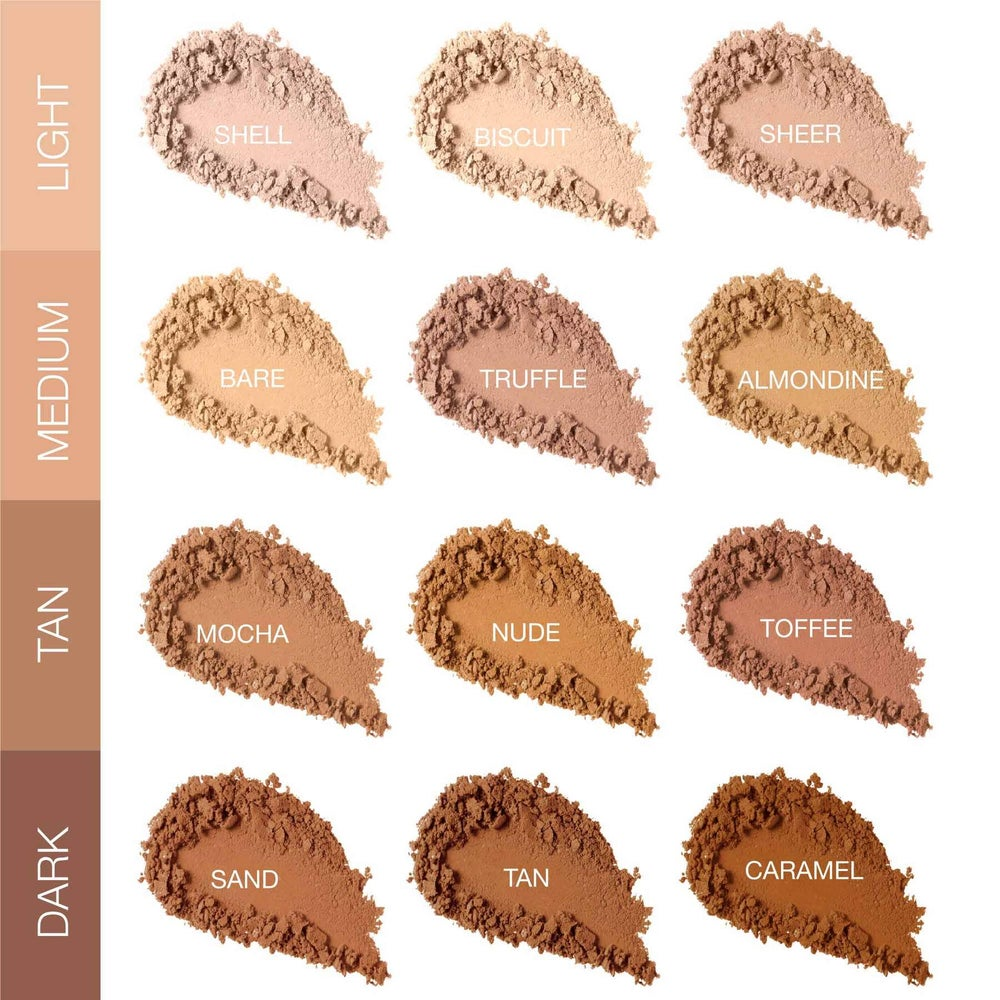 Image of Mineral Powder Foundation