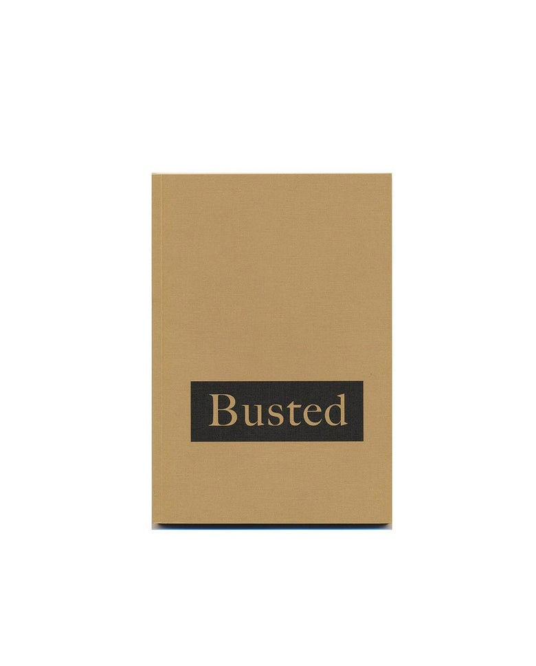 Image of 【Signed】BUSTED