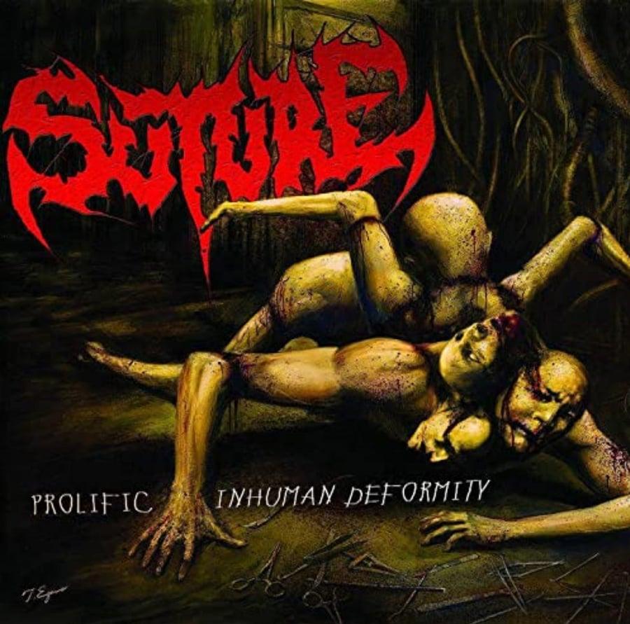 Image of Suture - Prolific Inhuman Deformity CDEP