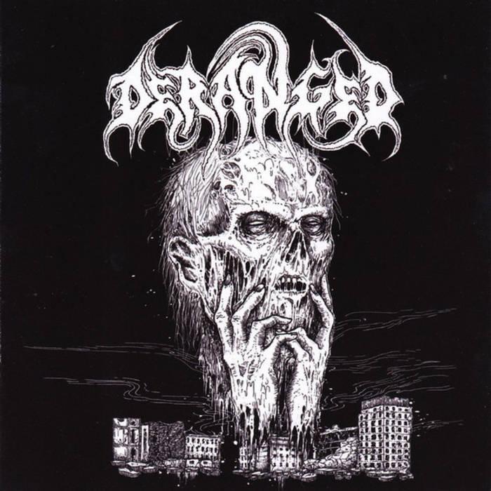 Image of Deranged - Morgue Orgy CDEP