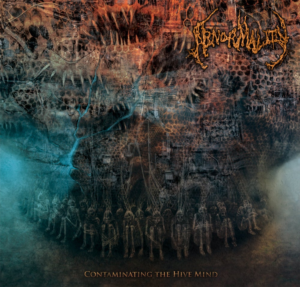 Image of Abnormality - Contaminating The Hive Mind CD