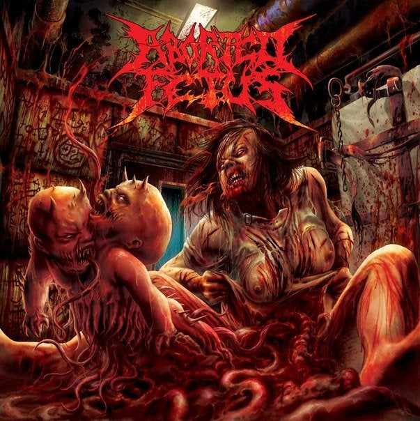 Image of Aborted Fetus - Goresoaked Clinical Accidents CD