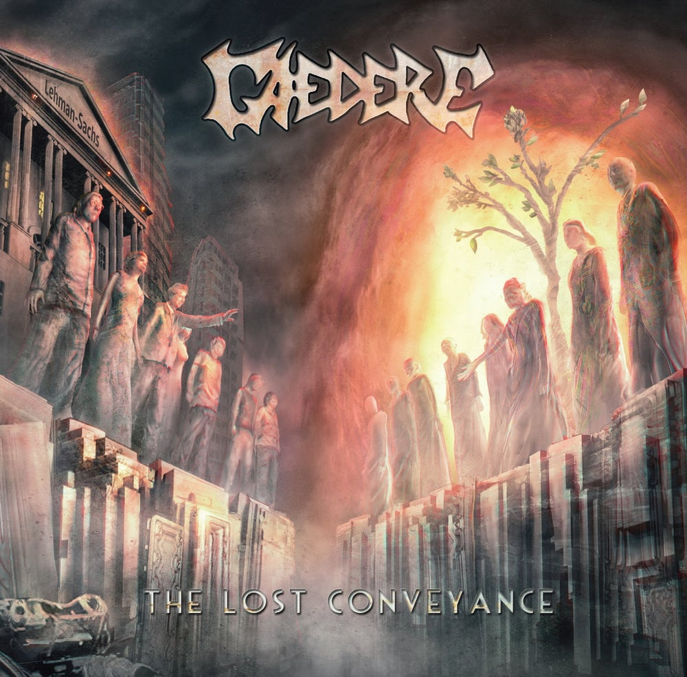 Image of Caedere - The Lost Conveyance CD