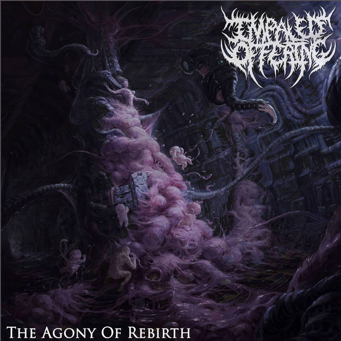 Image of Impaled Offering - The Agony Of Rebirth CD