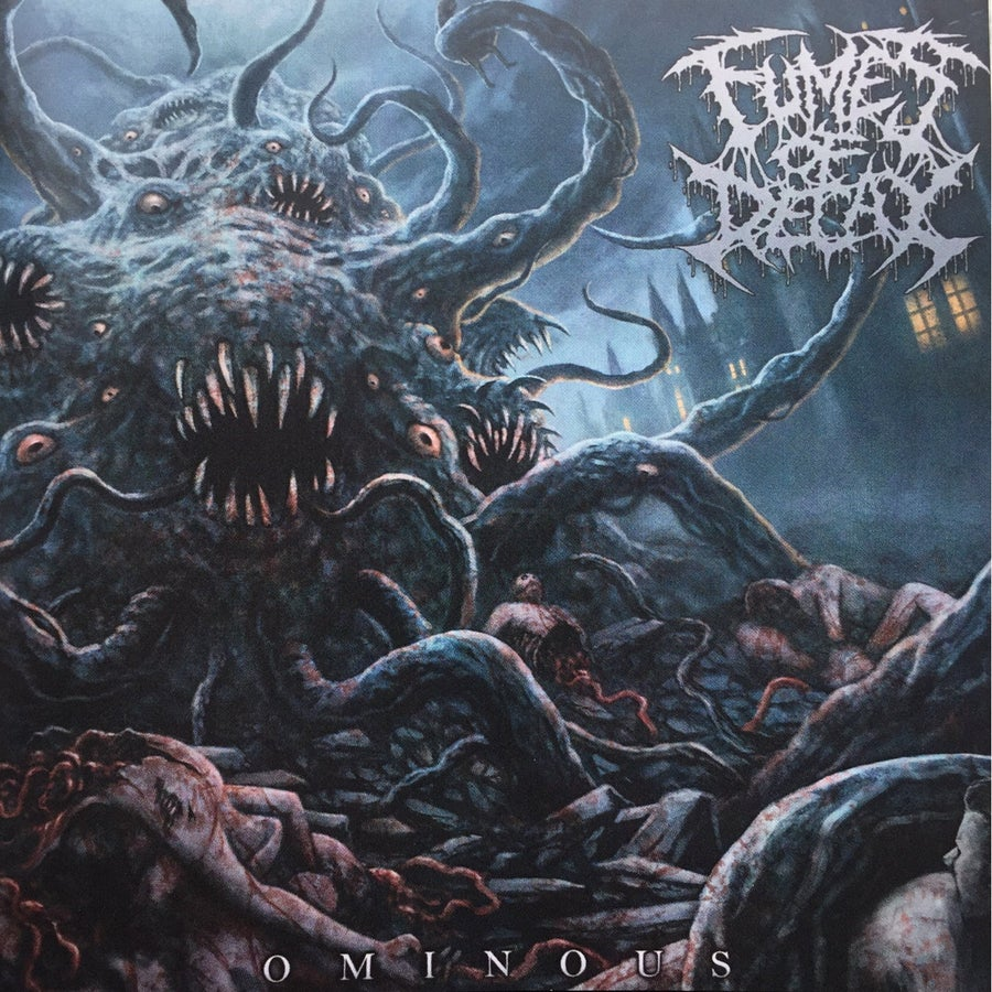 Image of Fumes Of Decay - Ominous CD