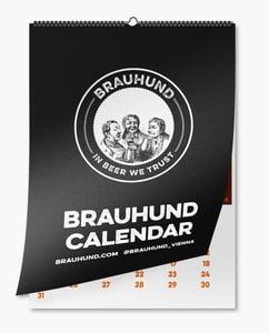 Image of In Beer We Trust Calendar