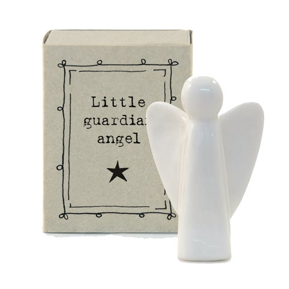 Image of East of India Matchbox - Guardian Angel