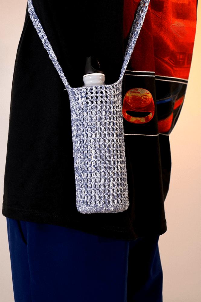 Image of BLUE BOTTLE BAG