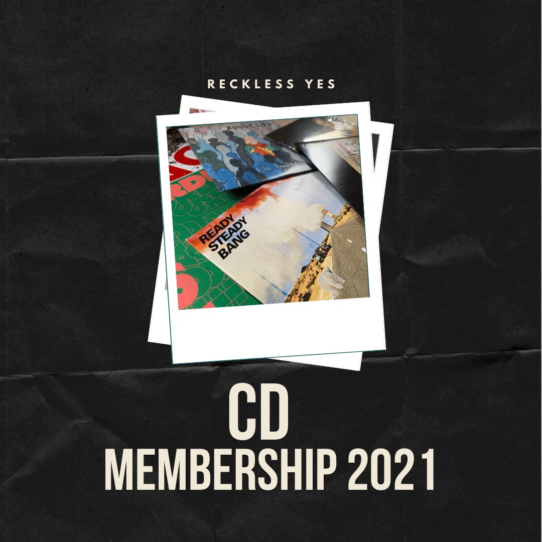 Image of CD membership 2021