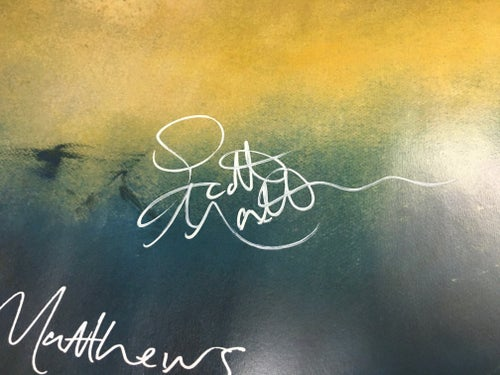 Image of Elsewhere - Rare signed A2 promo poster