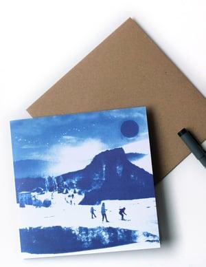 Auvergne Noel Christmas Card pack x 5