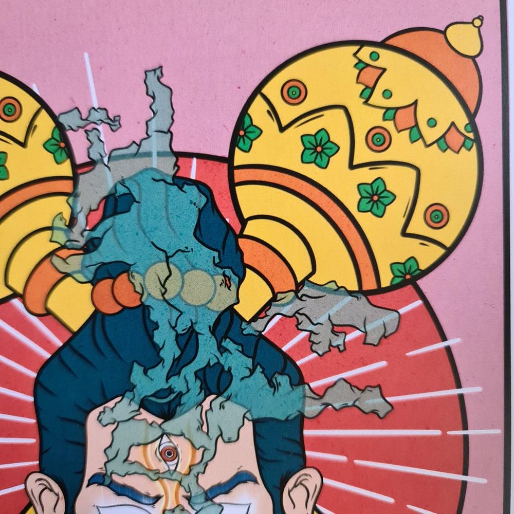 Hanumanji Print