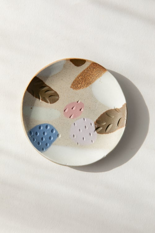 Image of Berry Tart Jewelry Dishes