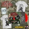 """Metal Carter """"Fresh Kill"""" Signed - LP red ultramlimited edition EXCLUSIVE PACK 3 - 1 LEFT"""