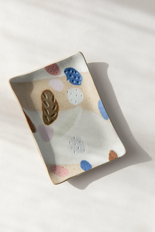 Image of Berry Tart Large Soap Dish