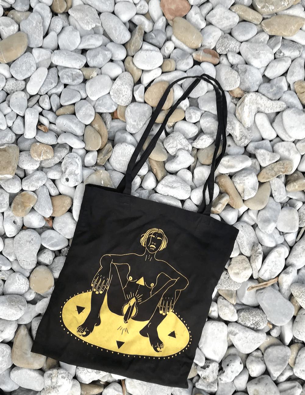 "Image of ""SACRED SPACE"" - Tote bag"
