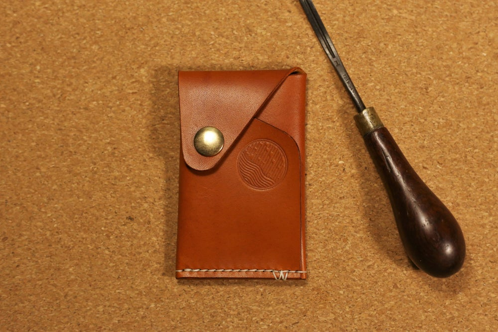 Image of Dart - Folded Card and Note Wallet
