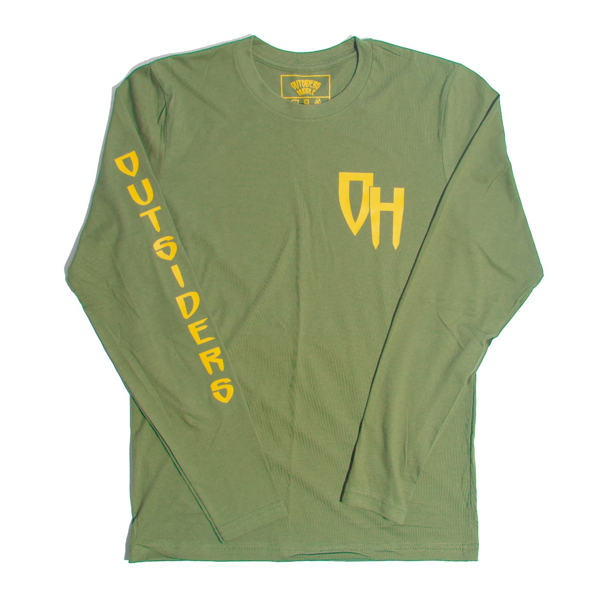 Image of OH L/S Tee (Forest Green)