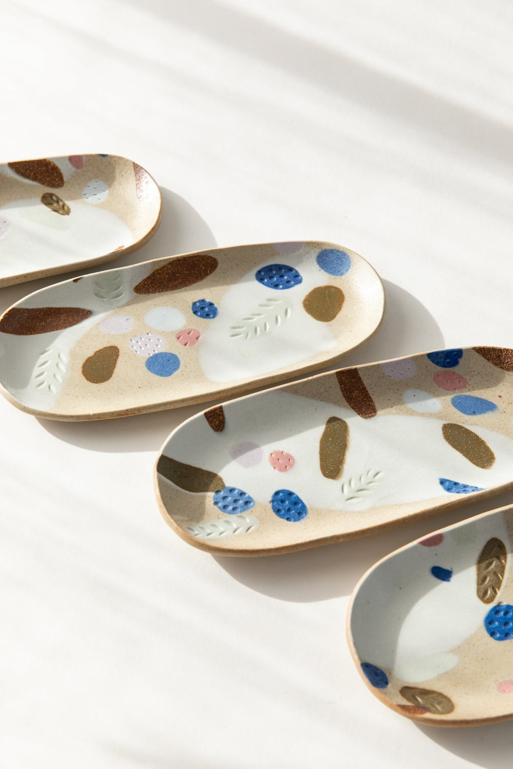 Image of Berry Tart - Long Oval Catchall