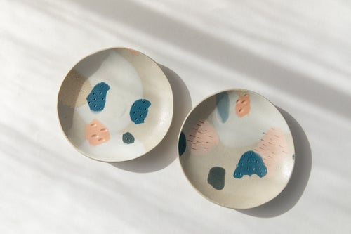 """Image of Tropical Ocean - 5"""" Catchall"""
