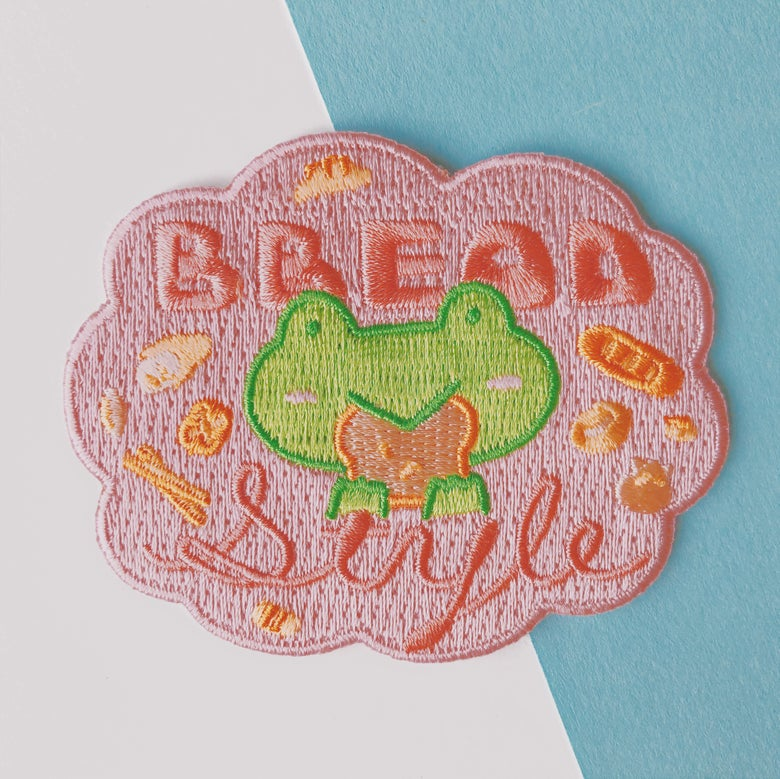 Image of BREAD STYLE PATCH