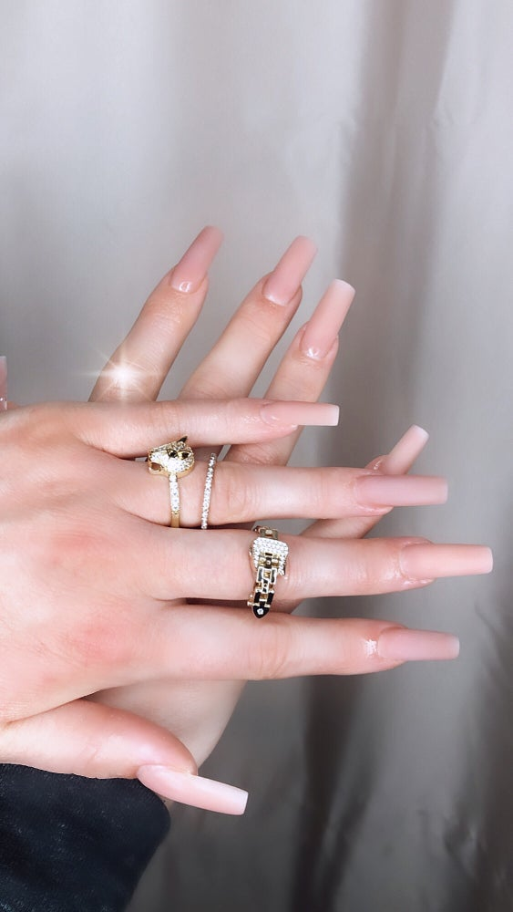 Image of Gel Nail Extensions Kit