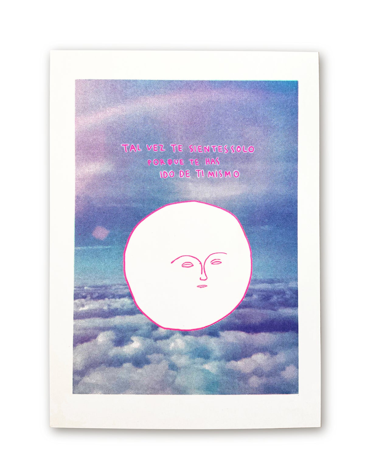 Image of Print Mente Luna