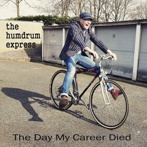 Image of The Day My Career Died CD Album